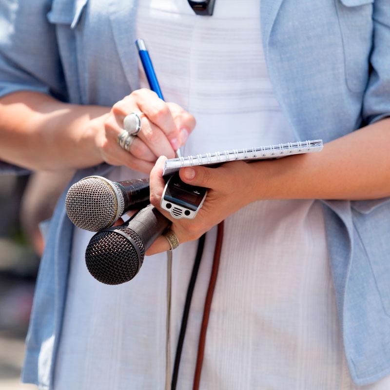 ¿Dónde estudiar periodismo?