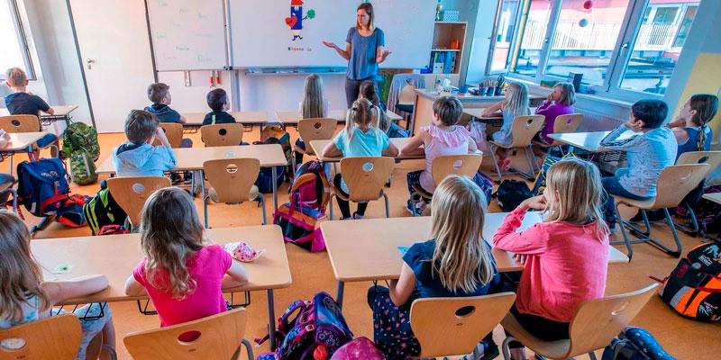 Alemania prohíbe la educación desde casa